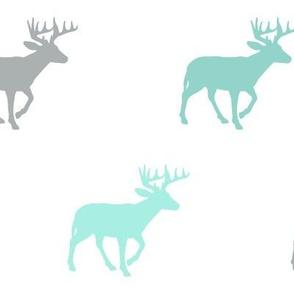 Multi Deer // Glacier Woods