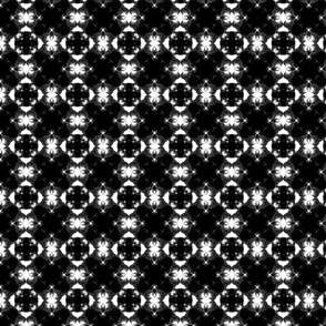 Hypnosis monochromatic