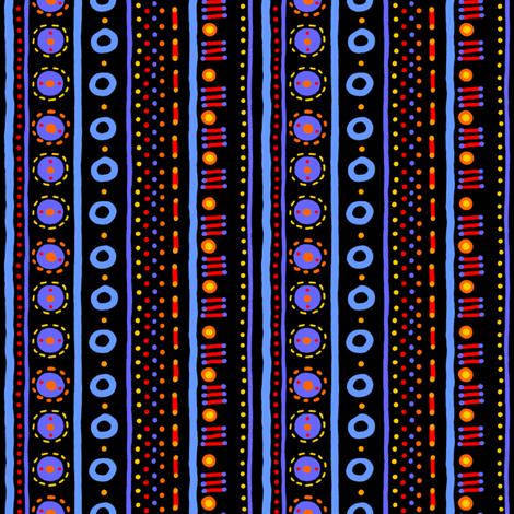 Jazzy Stripe fabric by tallulahdahling on Spoonflower - custom fabric