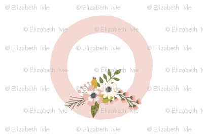 Blush Sprig O Lovey