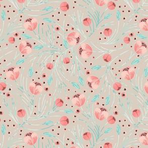 Summer Floral // Birch