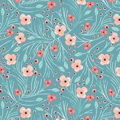 Summer Floral // Lake
