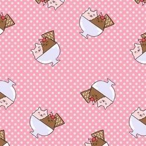 Sundae Cats