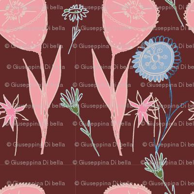 floralia - Dancing Flowers series