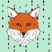 mint fox