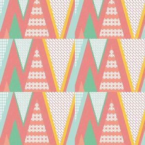 Triangles minimal pattern.-ed