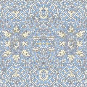 Ispahan Rose Blue