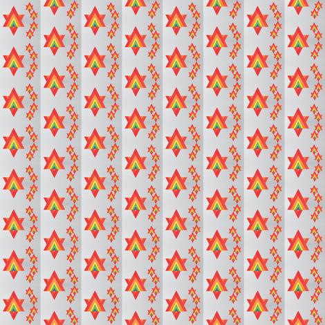 geometric_j-star_3_11_2016 fabric by compugraphd on Spoonflower - custom fabric