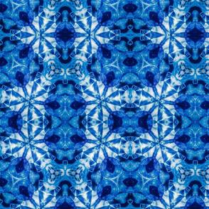 Indigo Kaleidoscope BRight