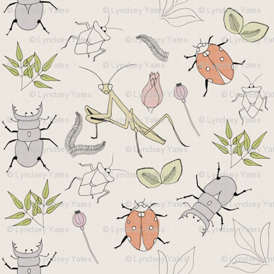 Forest-School-Pencil-Illustration