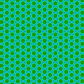 Circle me in green
