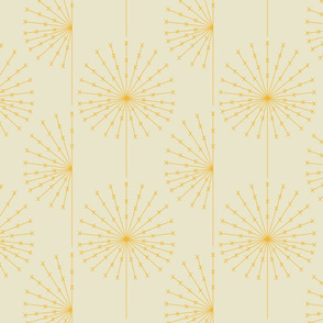 dandilion5_yellow_on_cream
