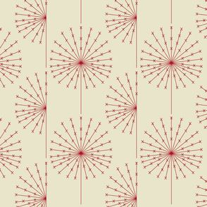 dandilion5_red_on_cream
