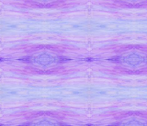 Purple watercolor fabric by daniellereneefalk on Spoonflower - custom fabric