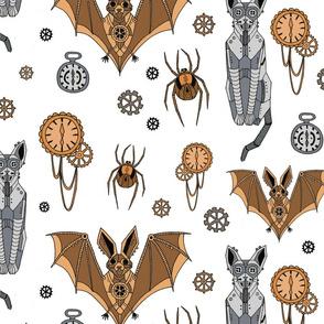 bats and cats