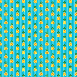 Baby Stripe Pineapples