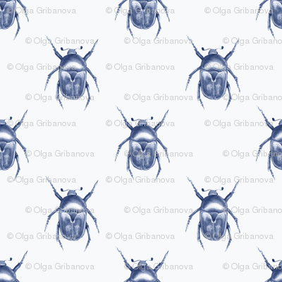 Pattern with bugs