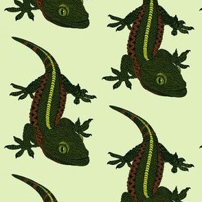 Day 9 - #SF Design a day - Lizards.