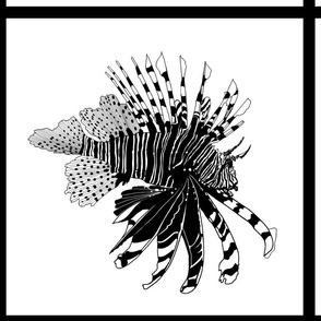 Pen_and_Ink_Lion_fish