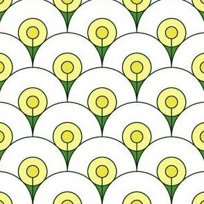 scale 2 dandelion head