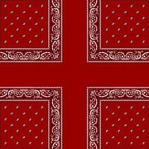 Minidanna B-Cherry Red