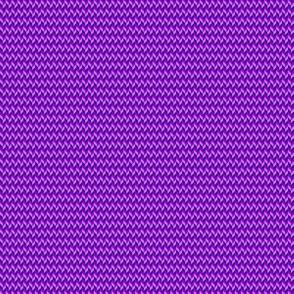 1:6 Broken Herringbone-Indigo, Crayon Violet, Light Violet.