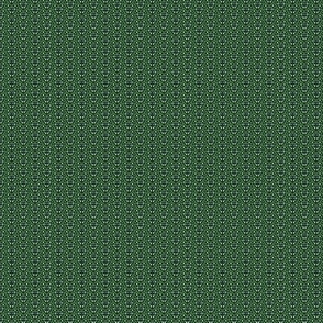 Star Scales-Phthalo Green, Fern Green, White