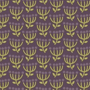 The first birds of spring - dandelion