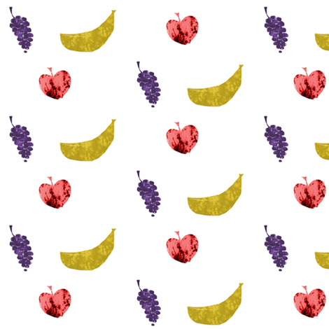Tie-Dyed Fruit Salad fabric by mmarie-designs on Spoonflower - custom fabric