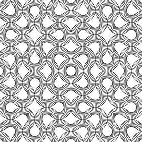 circle loop : segmented