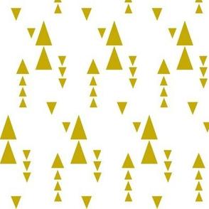 mustard triangles