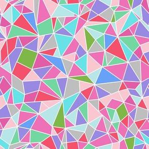 Mosaic Crystal