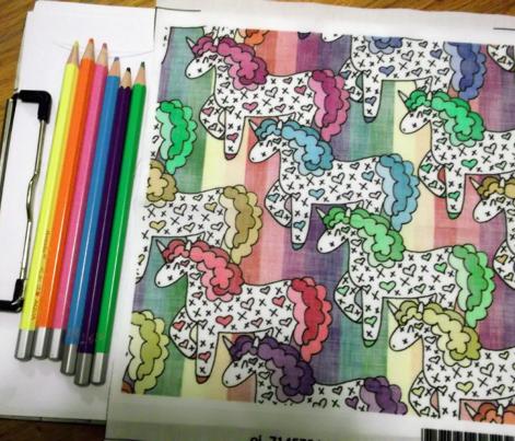 Unicorns & Rainbows 2