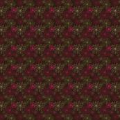 Dark Retro Floral