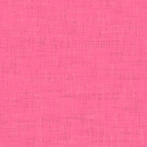 blooms pink linen