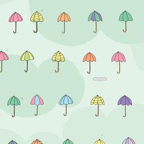 Umbrella for a Rainy Day