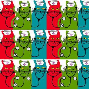 Nurse Cats