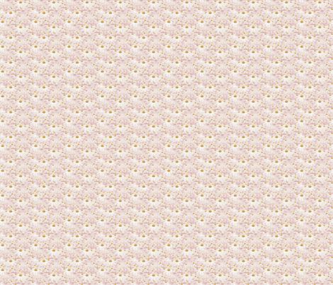 035 Floating Daisies fabric by orange_octopus on Spoonflower - custom fabric