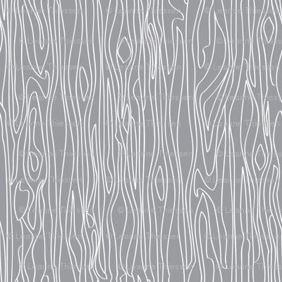 Woodgrain - Steel Grey