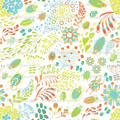 Spring Inspiration White