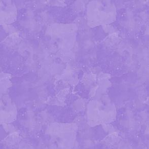 Vector Watercolor Lilac