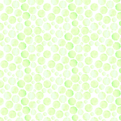 soft hexagon lime