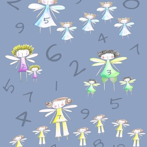 number fairies