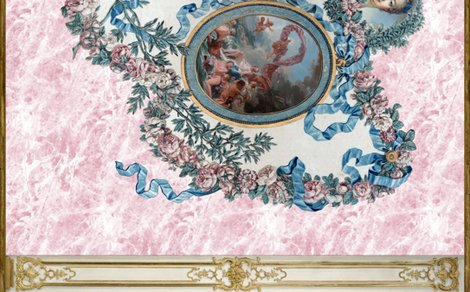 Rrmadame_de_pompadour_panel_on_poisson_pink_marble___72_inches_by_58_inches___peacoquette_designs___copyright_2016_shop_preview