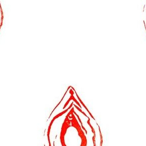 vagina stamp