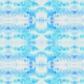 Sky watercolor pattern