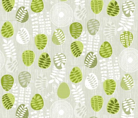 Eggshell fabric by spellstone on Spoonflower - custom fabric