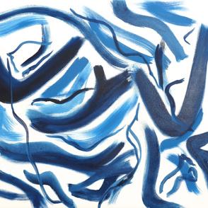 My Blue Kooning