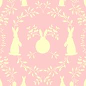 Easter pastel motives