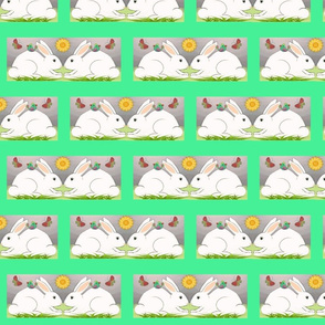 Bunnies and Birds
